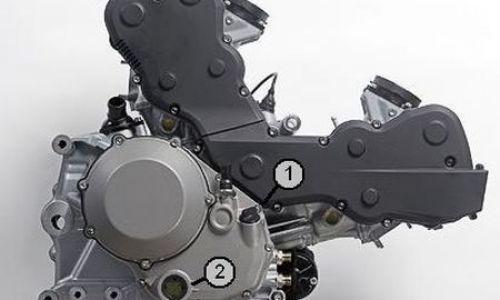 Cambio olio & filtro - motori Coppa Bassa