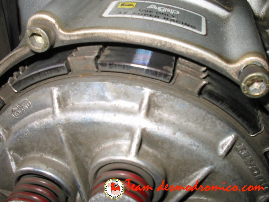 SS 900 SS 900ie DUCATI COPERCHIO FRIZIONE APERTO SUPERSPORT SS 1000 DS SS 1000ie