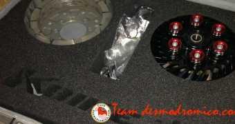 Kbike - Frizione antisaltellamento