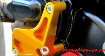 Kbike - Protezione pompa acqua